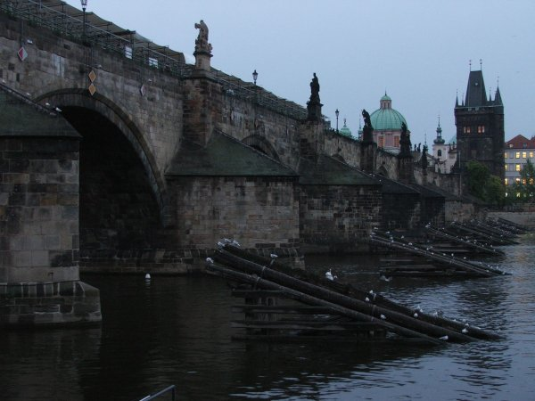 Карлов Мост — путь в вечность!