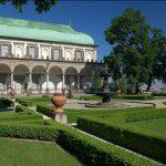 Королевский сад – изюминка Пражского града