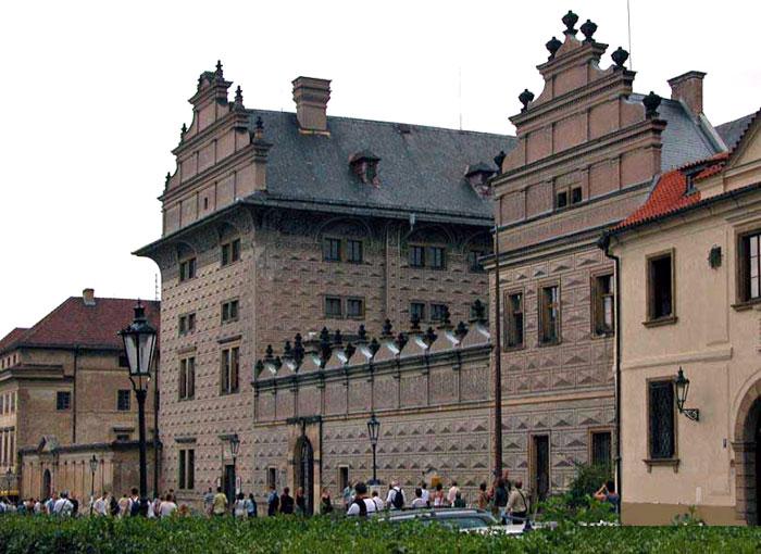 Шварценбергский дворец – шкатулка богемной Праги