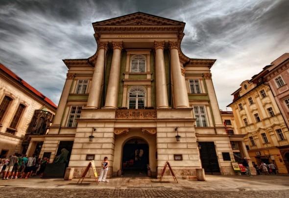 О Моцарте и Сословном театре Праги