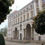 Дворец графа Чернина – здание МИД Чехии