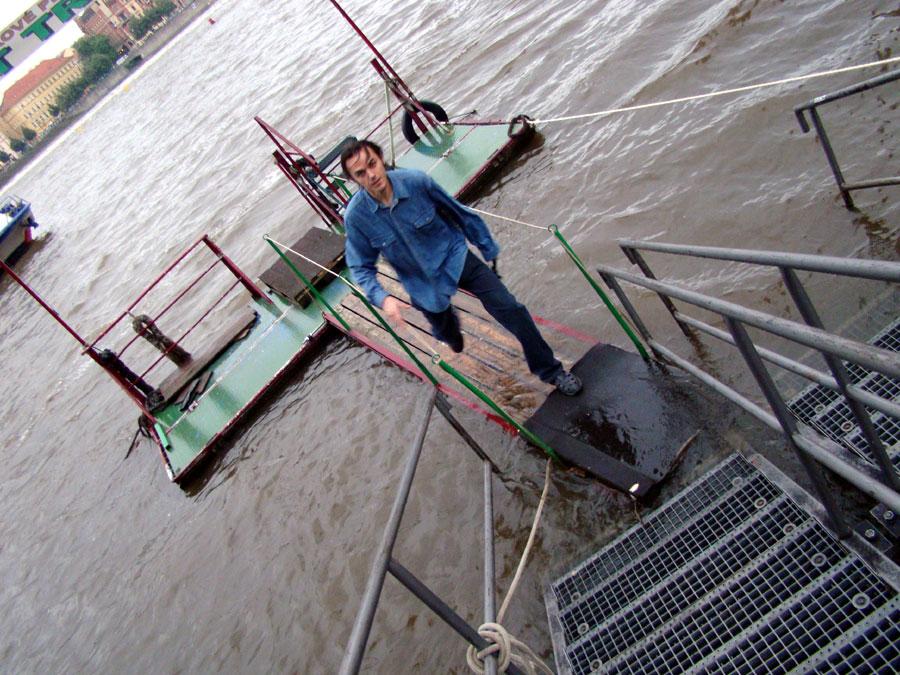 Наводнение в Праге – как это было