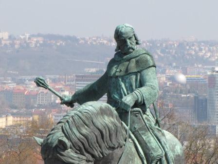 Ян Жижка – герой средневековой Чехии