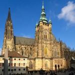 «Страшный суд» и другие знаки на главном костеле Праги