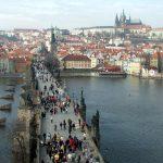 Две пражские крепости – Вышеград и Пражский Град