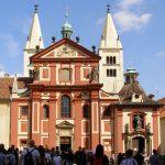 История трех Святых – Георгия, Вацлава и Людмилы