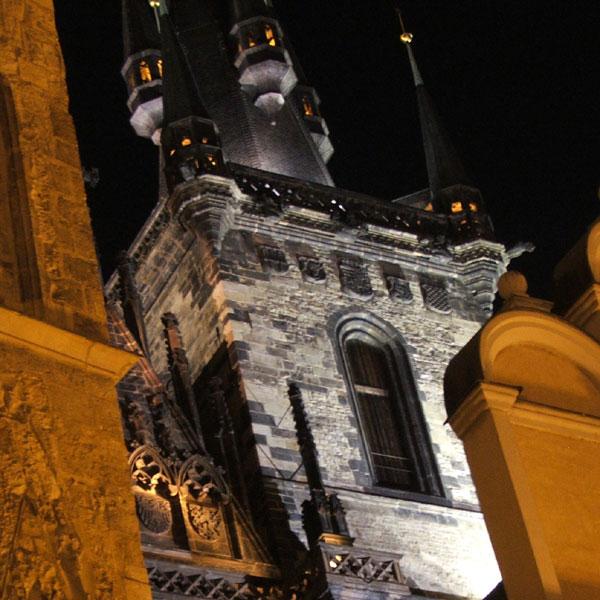 Храм перед Тыном или Тынский храм в Праге