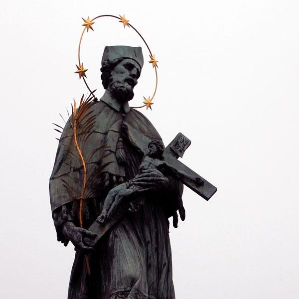 Ян Непомуцкий – грустная история одного чешского святого