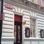 Улица «Красных фонарей» в Праге.
