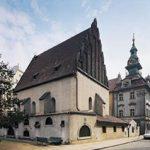 Старонова синагога в Праге: новое — это хорошо забытое старое.