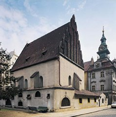 Старонова синагога в Праге: новое — это хорошо забытое старое