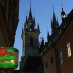 Кафе, бары, рестораны Праги.