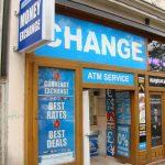 Новые правила обмена валют в Праге.