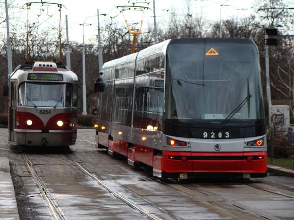 Обыкновенное о необыкновенном транспорте Праги