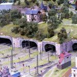 Музей макетов железных дорог в Праге.