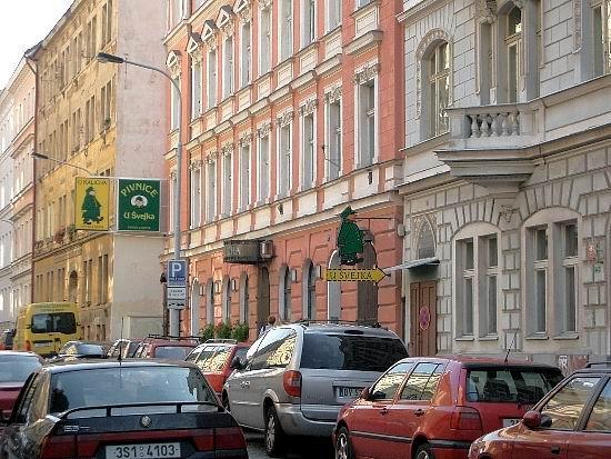 «Поле боя» в Праге