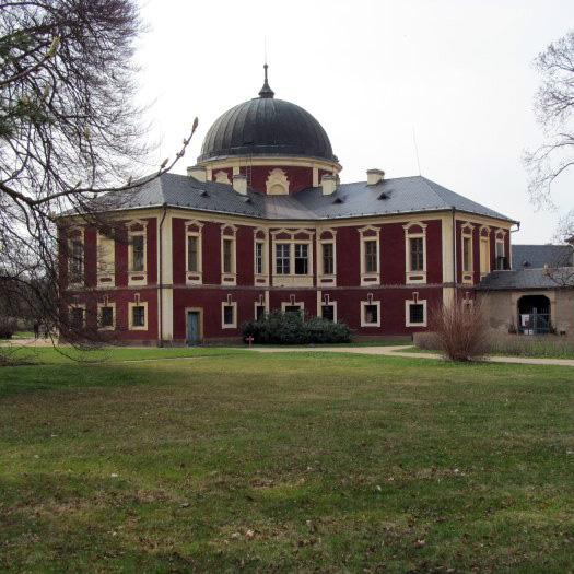 Замок Вельтрусы — в гостях у чешского барокко