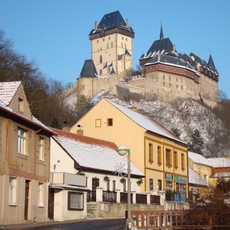 Замок Карлштейн — сокровищница великого Карла