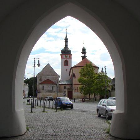 Брандис над Лабой или Старо Болеслав