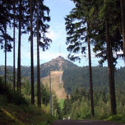Либерец — путешествие в горы и не только