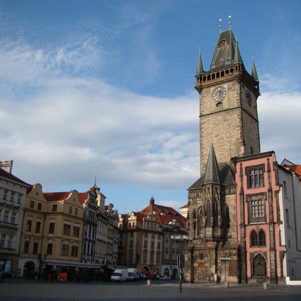 Район Старого Города — древняя история в самом центре Праги