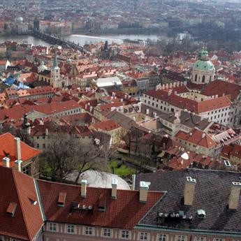 Мала Страна — район старой Праги