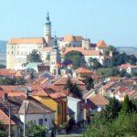 Южная Моравия: Микулов.