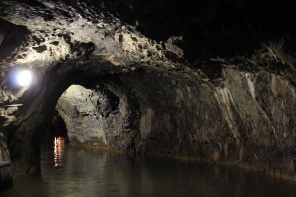 Подземная река Пунква