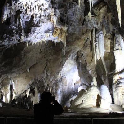 Южная Моравия: Моравский карст — Пункевные пещеры и пропасть Мацоха