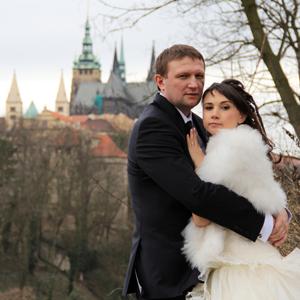 Места свадебных церемоний в Чехии и Южной Моравии
