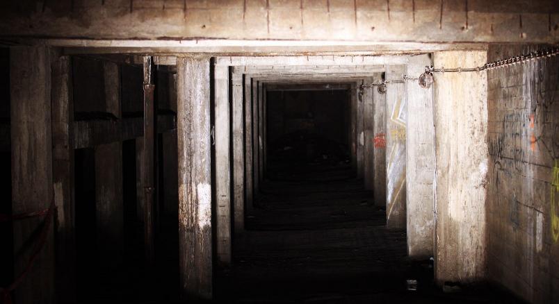 Подземелья Сталина в Праге