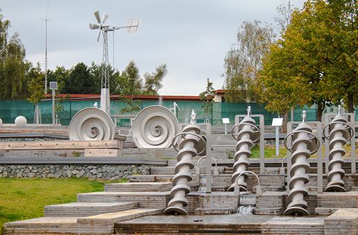 Малешицкий парк — технологии детства