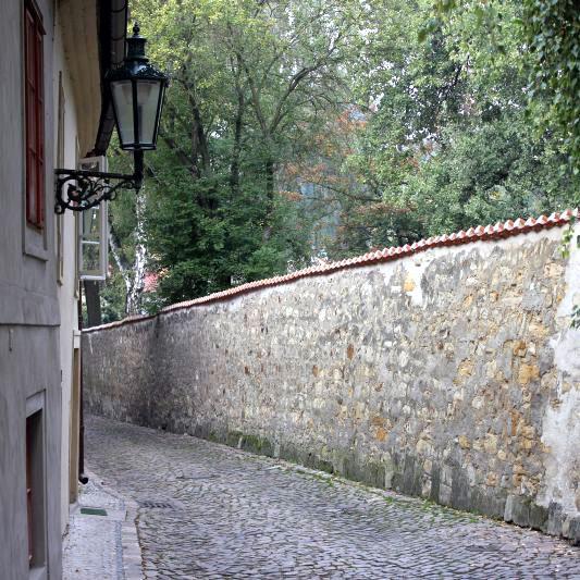 Улочка Новый Свет – «Пражский Монмартр» на окраине Старого города